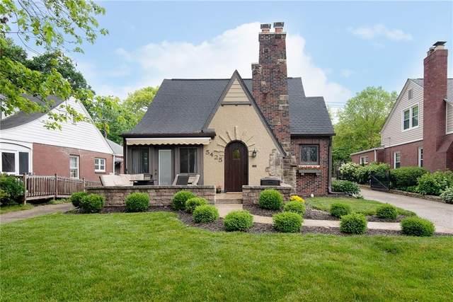 5425 N Kenwood Avenue, Indianapolis, IN 46208 (MLS #21790238) :: Heard Real Estate Team | eXp Realty, LLC