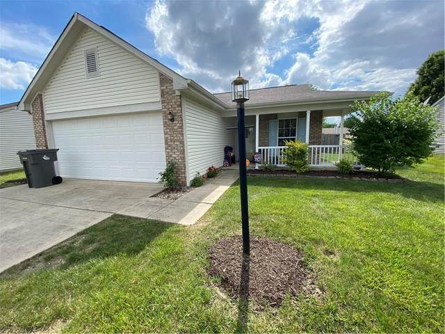 5048 Thompson Park Boulevard, Indianapolis, IN 46237 (MLS #21790242) :: Mike Price Realty Team - RE/MAX Centerstone