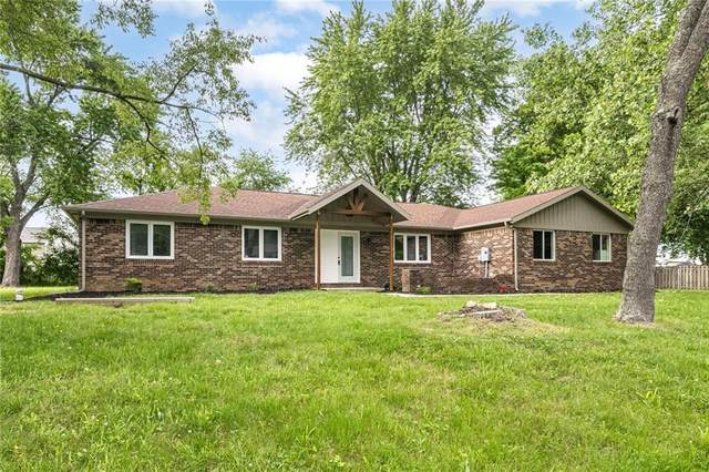 10334 Whispering Winds Street, Indianapolis, IN 46234 (MLS #21790244) :: Richwine Elite Group