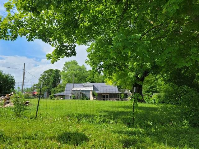 402 S 100 W, Rushville, IN 46173 (MLS #21790249) :: Mike Price Realty Team - RE/MAX Centerstone