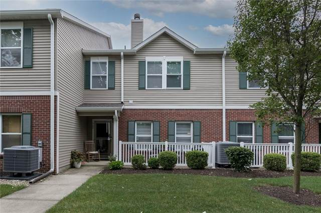 12235 Bubbling Brook Drive #900, Fishers, IN 46038 (MLS #21790250) :: Heard Real Estate Team   eXp Realty, LLC