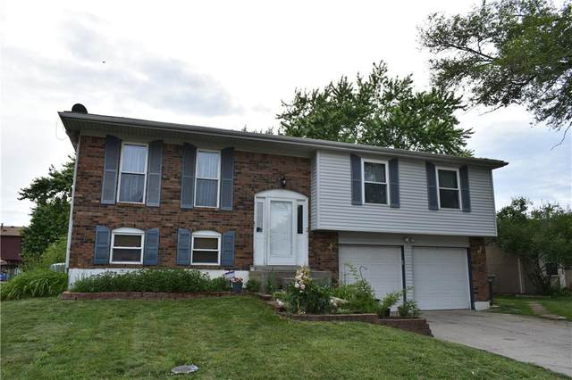 5030 Gringo Drive, Indianapolis, IN 46237 (MLS #21790254) :: Mike Price Realty Team - RE/MAX Centerstone