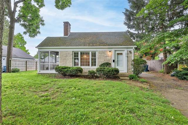 6015 Kingsley Drive, Indianapolis, IN 46220 (MLS #21790255) :: RE/MAX Legacy