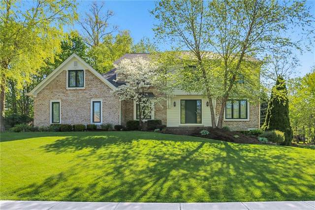 8323 Skipjack Drive, Indianapolis, IN 46236 (MLS #21790256) :: Mike Price Realty Team - RE/MAX Centerstone