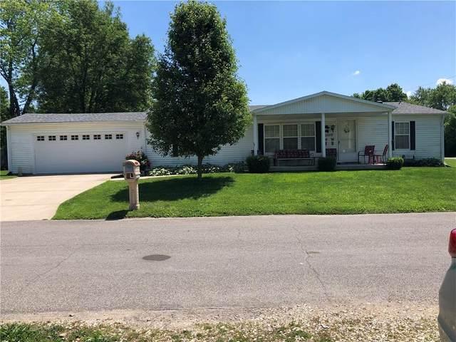 14617 W 4th Street, Daleville, IN 47334 (MLS #21790262) :: Ferris Property Group