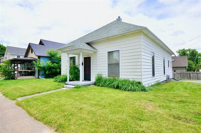 43 S Meridian Street, Greenwood, IN 46143 (MLS #21790264) :: Anthony Robinson & AMR Real Estate Group LLC