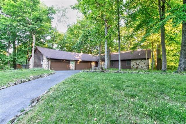 3902 Knob Creek Overlook, Indianapolis, IN 46234 (MLS #21790269) :: The ORR Home Selling Team