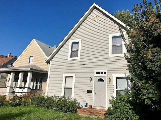 321 N Elder Avenue, Indianapolis, IN 46222 (MLS #21790271) :: Mike Price Realty Team - RE/MAX Centerstone
