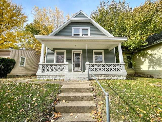1820 Singleton Street, Indianapolis, IN 46203 (MLS #21790273) :: The Indy Property Source