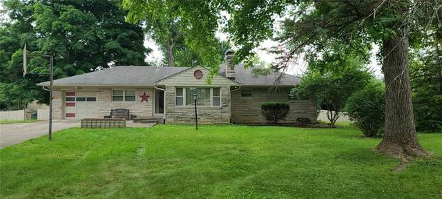 1159 Wood Court, Indianapolis, IN 46227 (MLS #21790276) :: Ferris Property Group