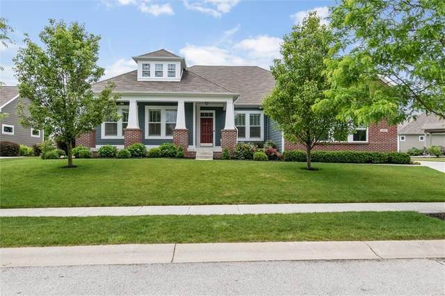 6019 Stroup Drive, Noblesville, IN 46062 (MLS #21790279) :: RE/MAX Legacy