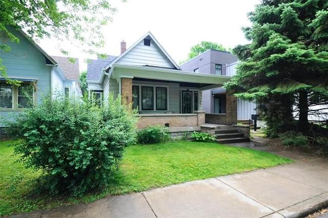 851 Noble Street, Indianapolis, IN 46203 (MLS #21790282) :: Keller & Corbett Real Estate