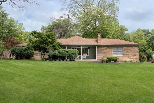 8201 N College Avenue, Indianapolis, IN 46240 (MLS #21790283) :: Ferris Property Group
