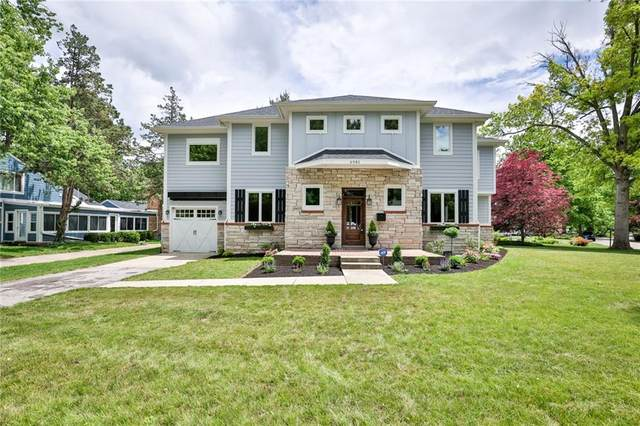 6981 Washington Boulevard, Indianapolis, IN 46220 (MLS #21790291) :: Heard Real Estate Team | eXp Realty, LLC