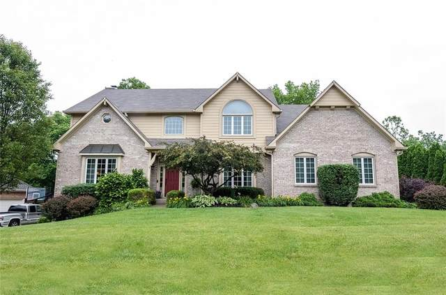 11516 Old Stone Drive, Indianapolis, IN 46236 (MLS #21790296) :: RE/MAX Legacy