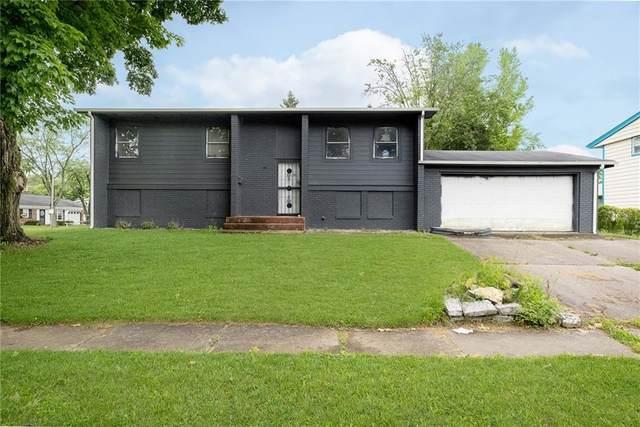 9513 E 37TH Place, Indianapolis, IN 46235 (MLS #21790297) :: Keller & Corbett Real Estate