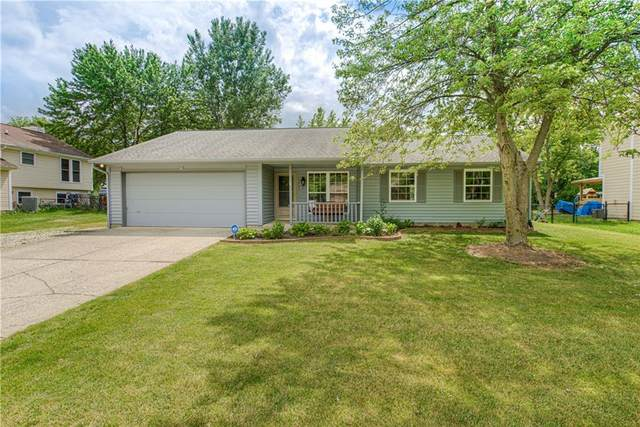 8344 Prairie Drive, Indianapolis, IN 46256 (MLS #21790303) :: Mike Price Realty Team - RE/MAX Centerstone