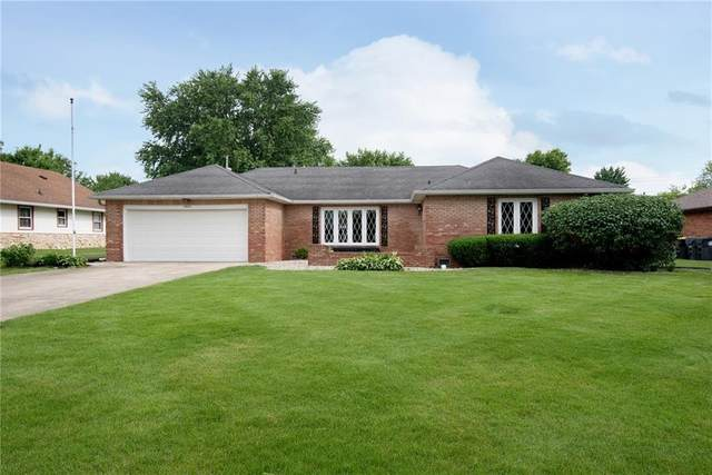 1823 E 44th Street, Anderson, IN 46013 (MLS #21790304) :: Ferris Property Group