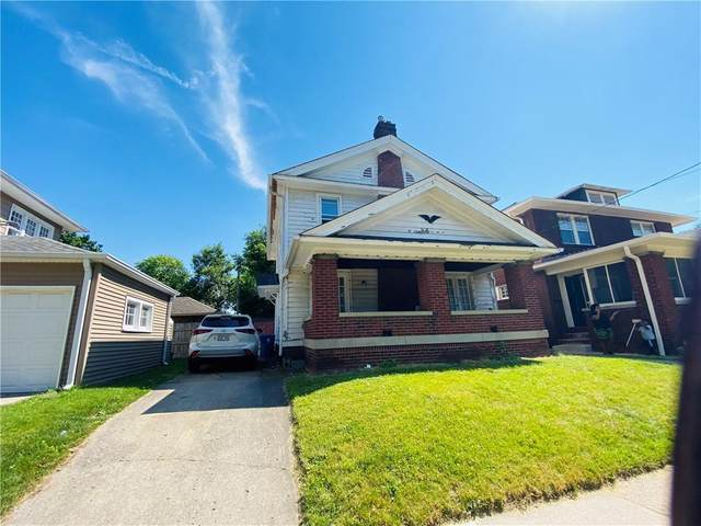 745 E 49th Street, Indianapolis, IN 46205 (MLS #21790306) :: Ferris Property Group
