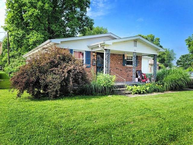 401 E 11th Street, Rushville, IN 46173 (MLS #21790307) :: Mike Price Realty Team - RE/MAX Centerstone