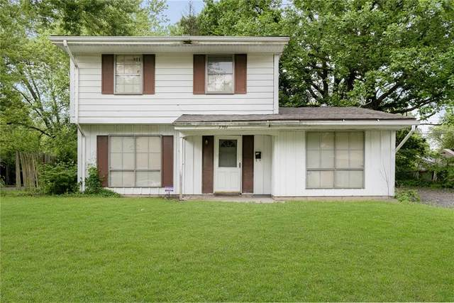 3961 Downes Drive, Indianapolis, IN 46235 (MLS #21790308) :: Richwine Elite Group