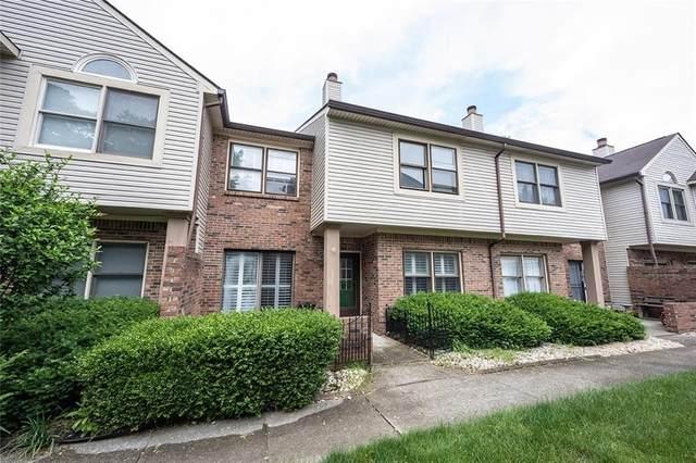 9451 Maple  Way, Indianapolis, IN 46268 (MLS #21790310) :: Keller & Corbett Real Estate