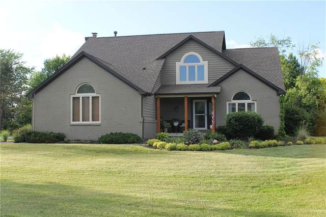 2 E Greyhound Pass, Carmel, IN 46032 (MLS #21790328) :: Mike Price Realty Team - RE/MAX Centerstone