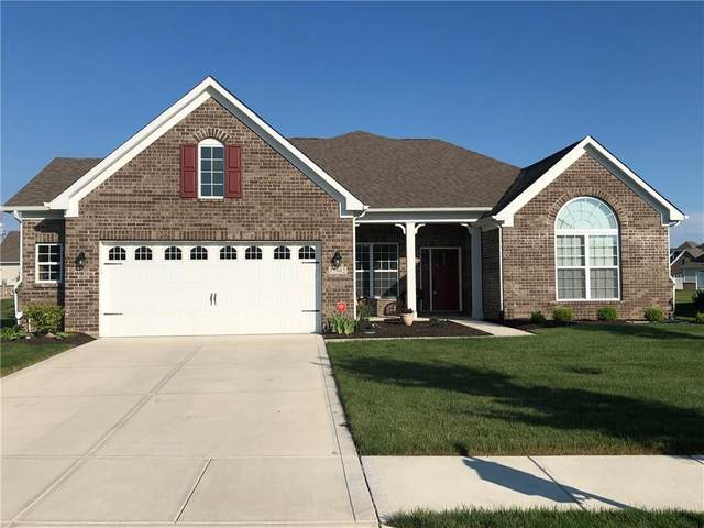 15062 Thoroughbred Drive, Fishers, IN 46040 (MLS #21790331) :: RE/MAX Legacy