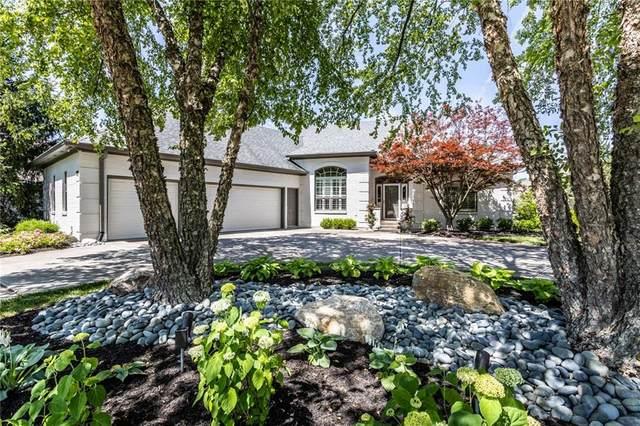 9670 Sunwood Way, Carmel, IN 46032 (MLS #21790344) :: Dean Wagner Realtors
