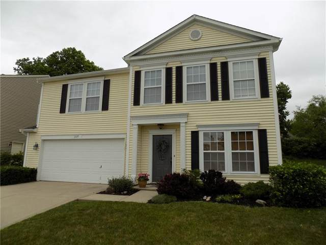 13127 Star Circle, Fishers, IN 46037 (MLS #21790348) :: Quorum Realty Group