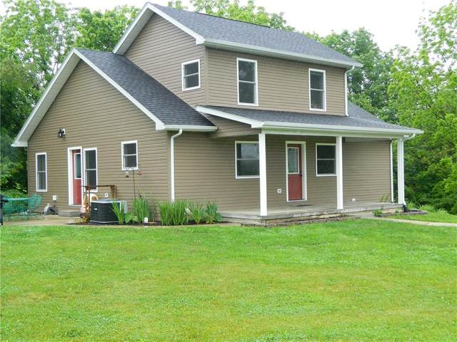 1300 S County Road 1050 W, Hope, IN 47246 (MLS #21790351) :: Pennington Realty Team