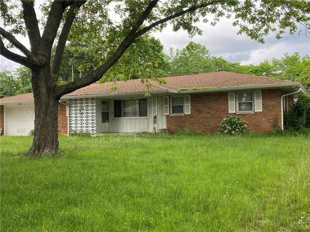 5831 S Kealing Avenue, Indianapolis, IN 46227 (MLS #21790369) :: Ferris Property Group
