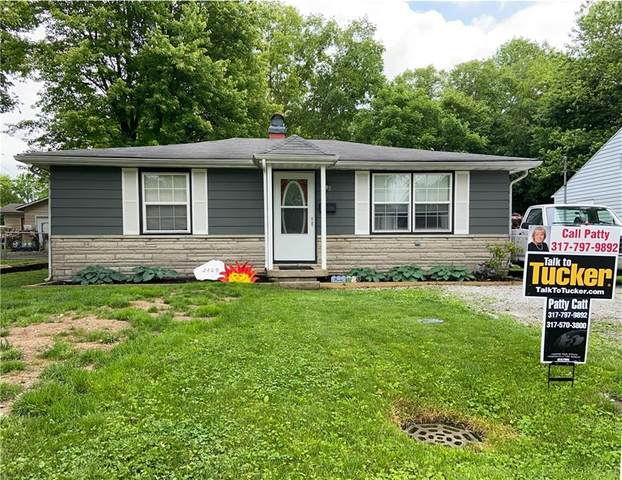 2409 E 6th Street, Anderson, IN 46012 (MLS #21790372) :: The Evelo Team