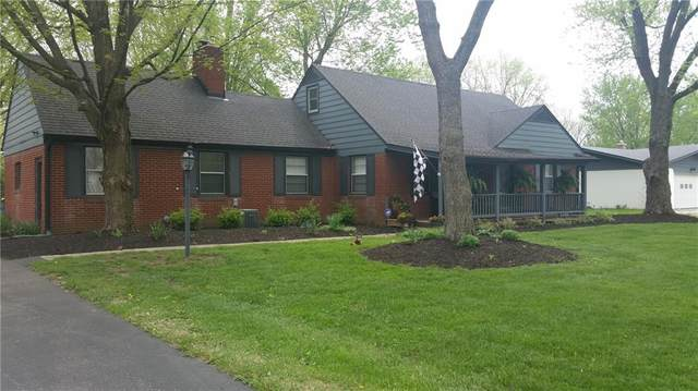 1317 Alimingo Drive, Indianapolis, IN 46260 (MLS #21790386) :: Mike Price Realty Team - RE/MAX Centerstone