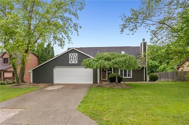 5595 Ridge Hill Way, Avon, IN 46123 (MLS #21790388) :: Ferris Property Group