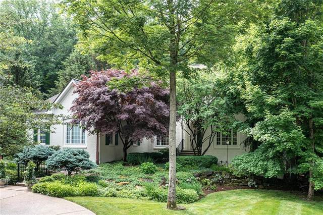 11583 Trail Ridge Place, Zionsville, IN 46077 (MLS #21790389) :: Anthony Robinson & AMR Real Estate Group LLC