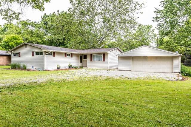 3110 W 49th Street, Indianapolis, IN 46228 (MLS #21790402) :: Ferris Property Group