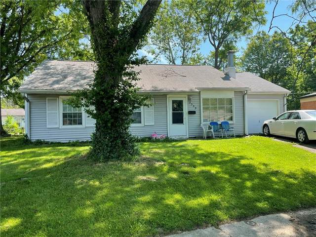 2359 N Cullen Court, Indianapolis, IN 46219 (MLS #21790406) :: Heard Real Estate Team | eXp Realty, LLC