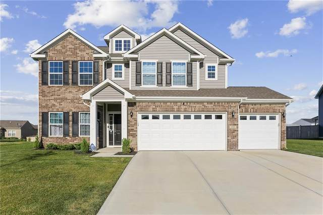 2311 Maple Stone Lane, Greenwood, IN 46143 (MLS #21790407) :: Mike Price Realty Team - RE/MAX Centerstone