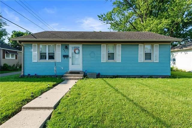 431 W Fourth Street, Greenfield, IN 46140 (MLS #21790431) :: Ferris Property Group