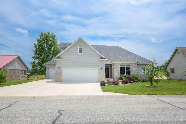 572 W Thornridge Way, Spencer, IN 47460 (MLS #21790439) :: Mike Price Realty Team - RE/MAX Centerstone