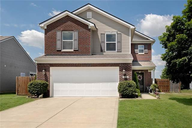 3368 Firethorn Drive, Whitestown, IN 46075 (MLS #21790440) :: The Indy Property Source