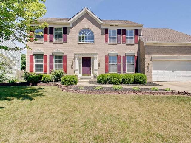 10093 Parkshore Drive, Fishers, IN 46038 (MLS #21790441) :: Mike Price Realty Team - RE/MAX Centerstone