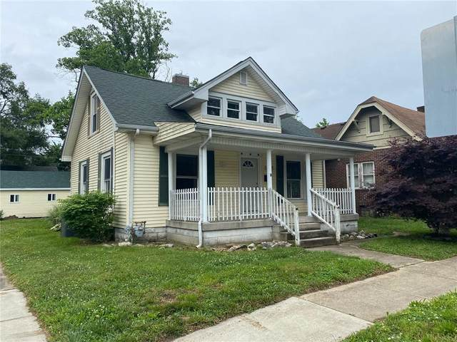 1653 Washington Street, Columbus, IN 47201 (MLS #21790444) :: Mike Price Realty Team - RE/MAX Centerstone