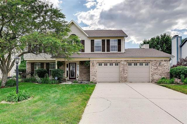 5716 Dapple Trace, Indianapolis, IN 46228 (MLS #21790445) :: The Indy Property Source