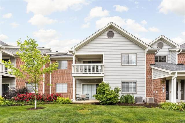 8110 Brookmont Court #205, Indianapolis, IN 46278 (MLS #21790463) :: Pennington Realty Team