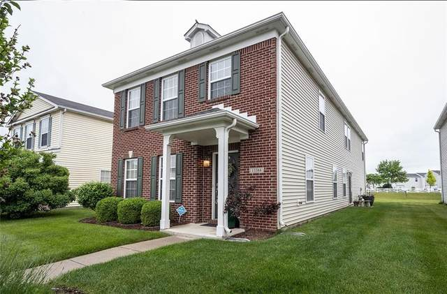 13384 All American Road, Fishers, IN 46037 (MLS #21790477) :: RE/MAX Legacy