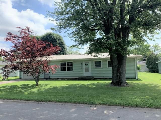 708 Pleasant Drive, Crawfordsville, IN 47933 (MLS #21790485) :: Ferris Property Group