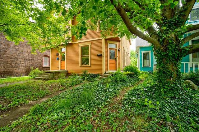 909 Fayette Street, Indianapolis, IN 46202 (MLS #21790507) :: Anthony Robinson & AMR Real Estate Group LLC