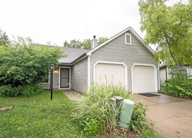 6710 Limerick Court, Indianapolis, IN 46250 (MLS #21790513) :: Mike Price Realty Team - RE/MAX Centerstone